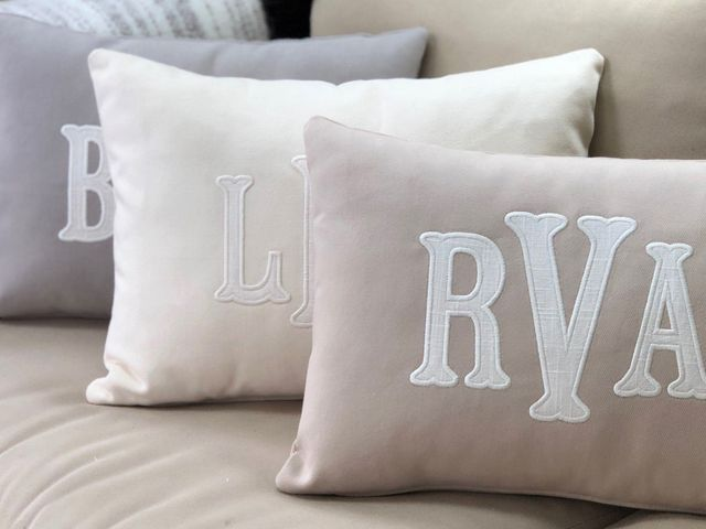 23 Monogrammed Wedding Gifts for Engaged and Newlywed Couples