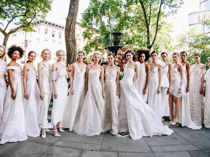 The 2020 Wedding Dress Trends You Need To See Weddingwire