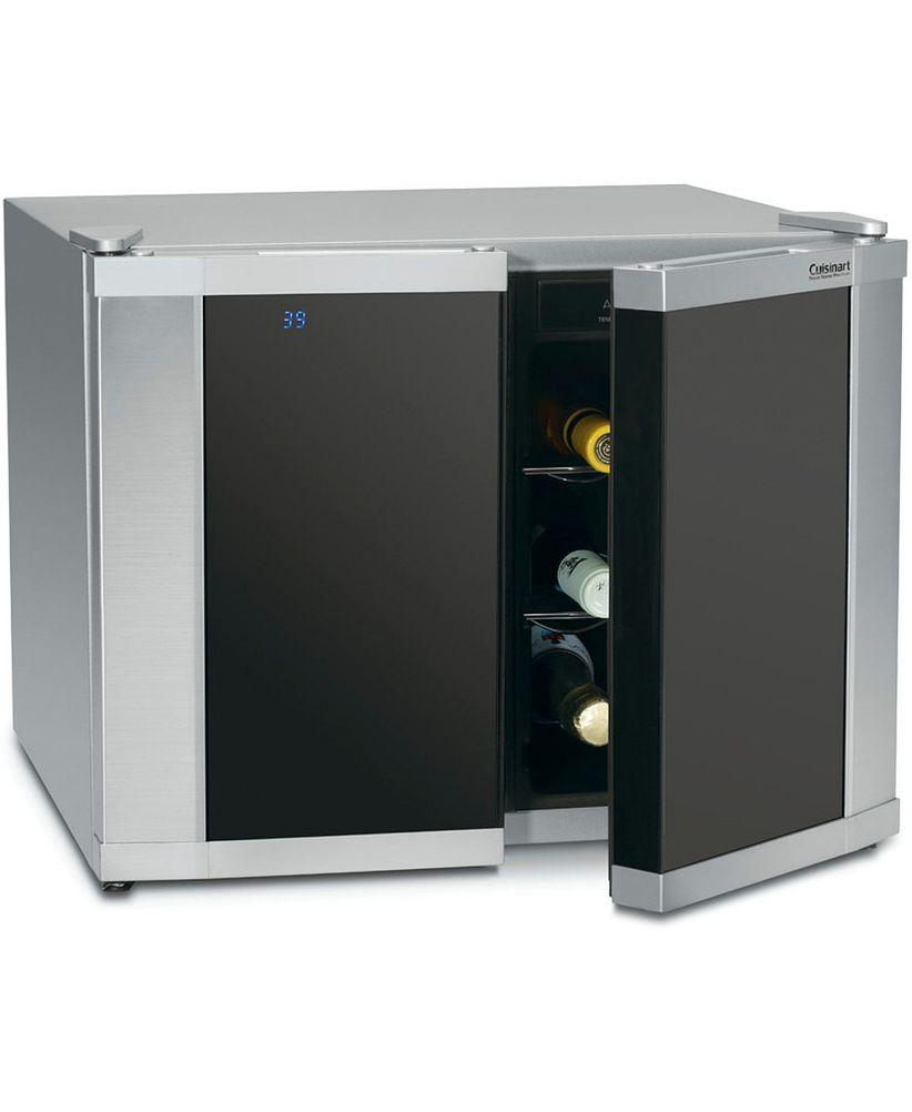 cuisinart wine cellar