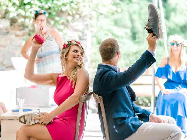 12 Couples Wedding Shower Games That Are Easy Affordable And Fun Weddingwire