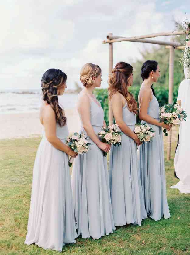 30 Bridesmaid Hairstyles For All Hair Types , WeddingWire
