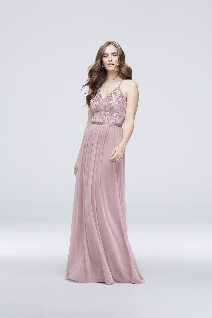 0bdad5320113 11 Boho Bridesmaid Dresses for a Whimsical Affair - WeddingWire
