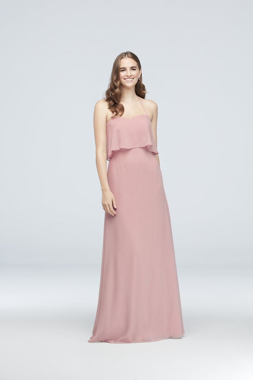 da388066369 11 Boho Bridesmaid Dresses for a Whimsical Affair - WeddingWire