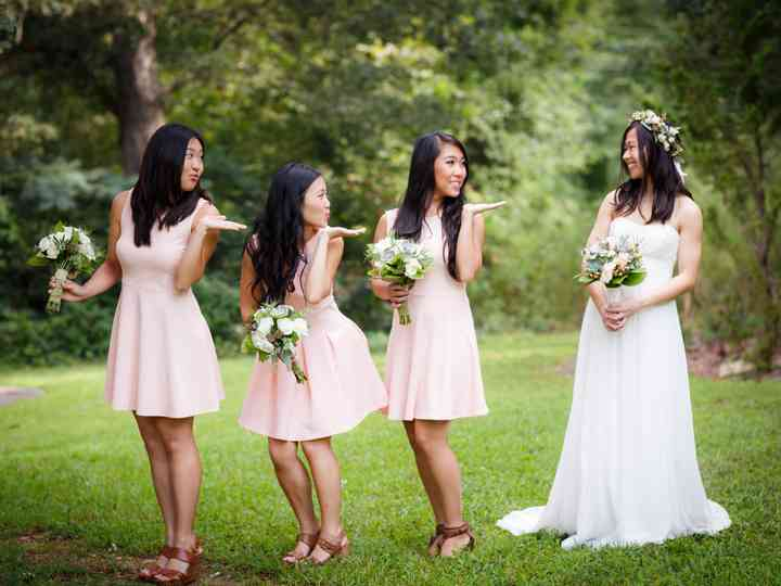 How To Ask Bridesmaids To Be In Your Wedding Weddingwire