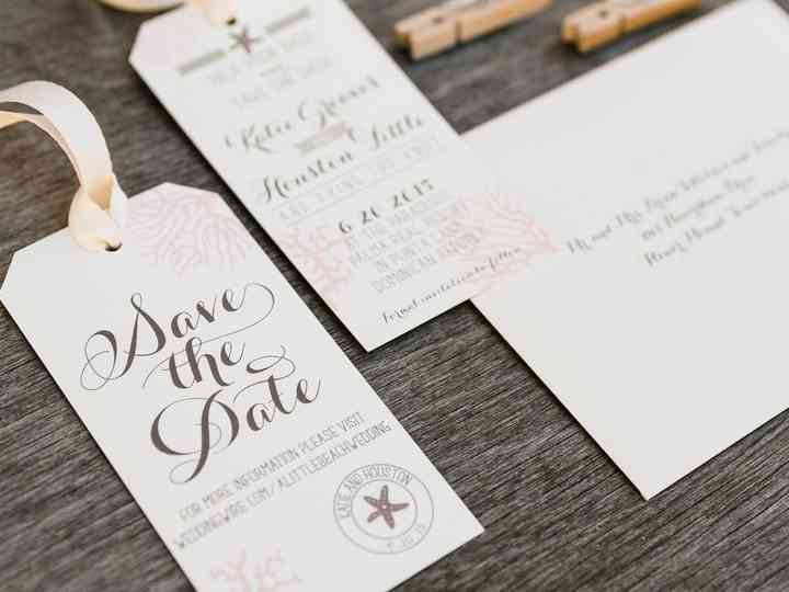 What to Include on a Save the Date & What to Leave Off