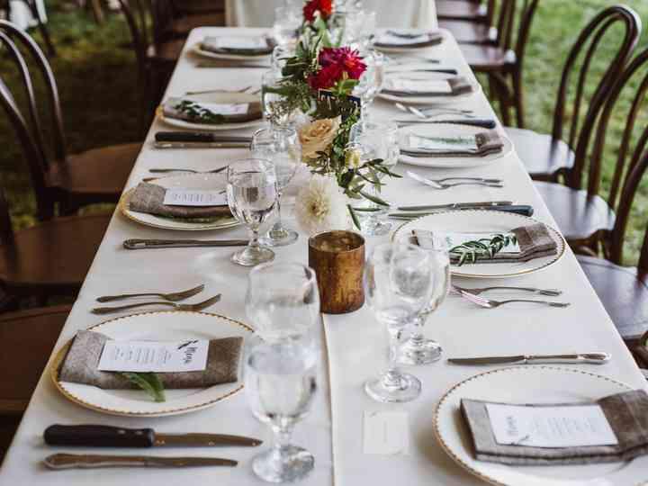 The Ultimate Wedding Rental Checklist Every Couple Needs Weddingwire