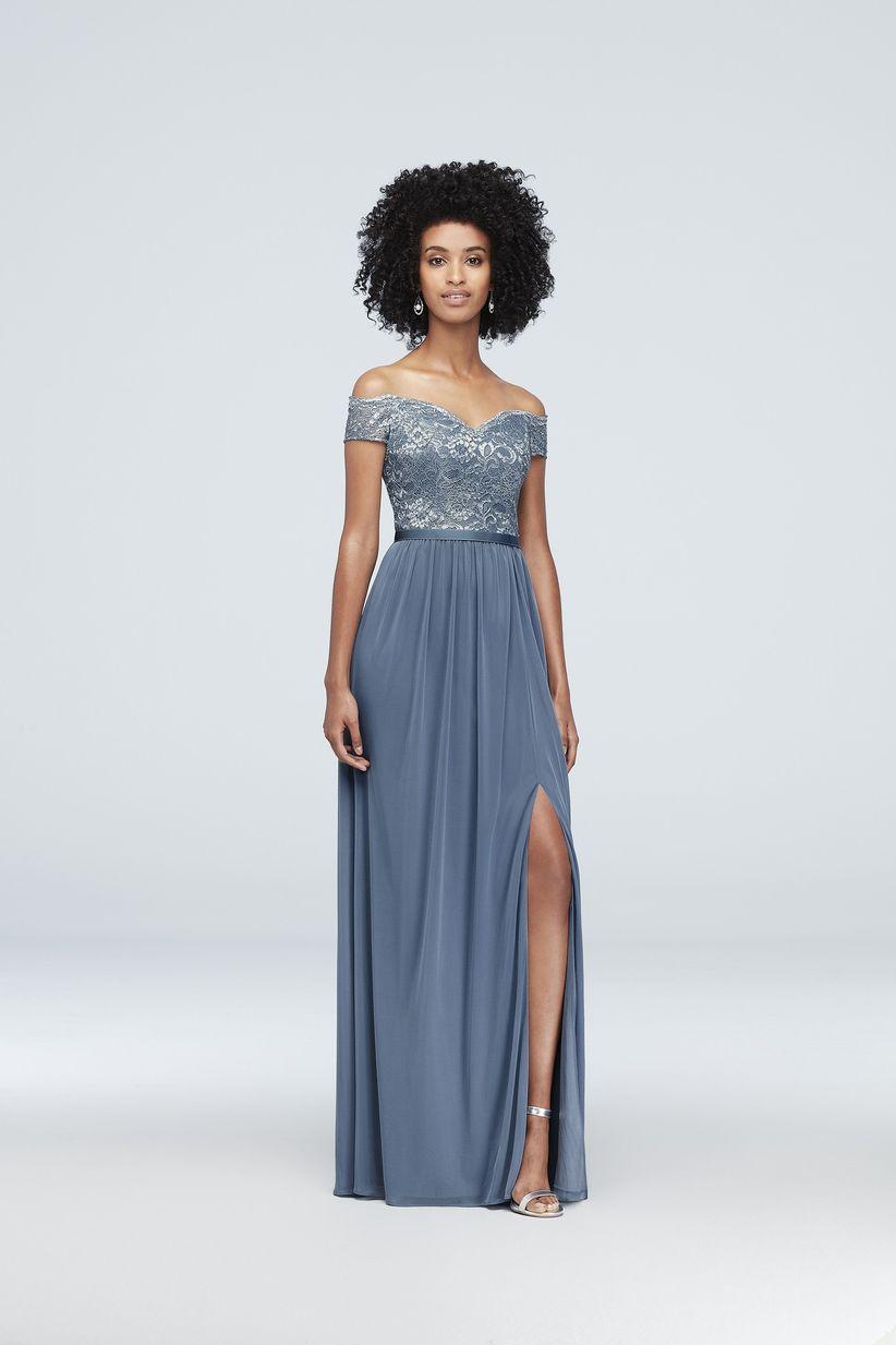 3fdab79949 10 Romantic Bridesmaid Dresses Your  Maids Will Love - WeddingWire