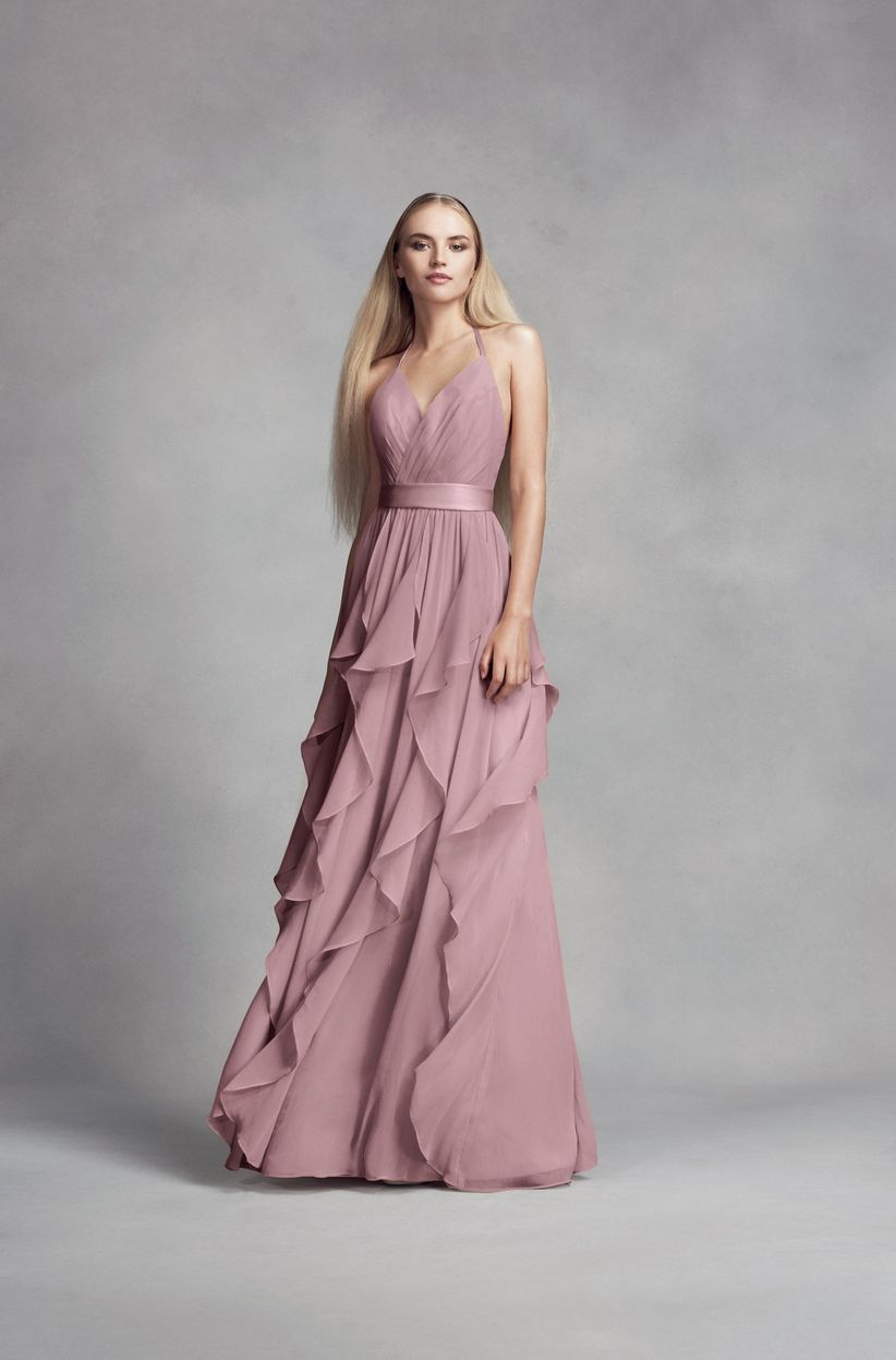 99fec9e0c99 10 Romantic Bridesmaid Dresses Your  Maids Will Love - WeddingWire