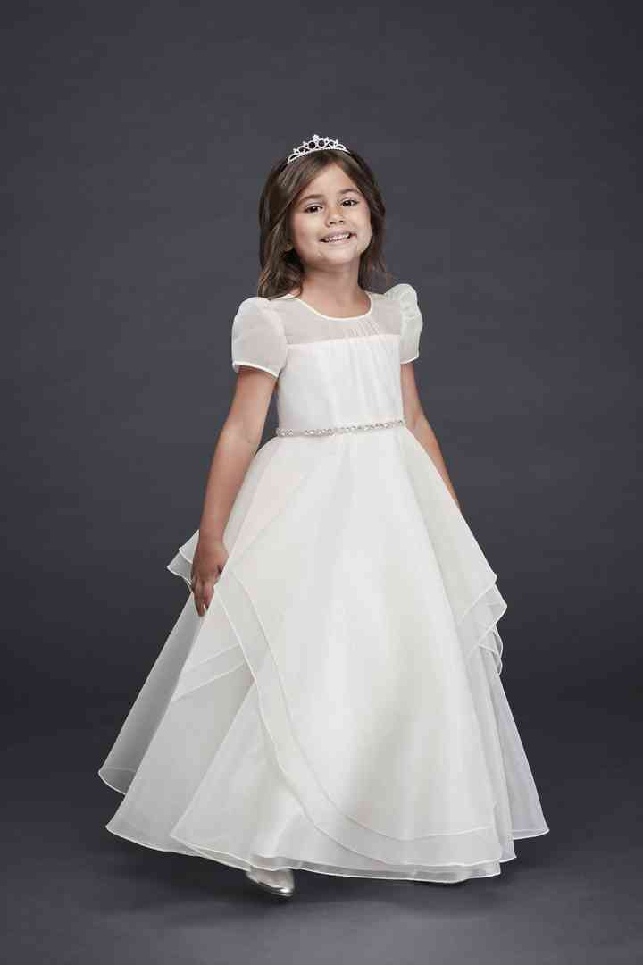 13 Flower Girl Dresses To Match Your Bridal Party Style
