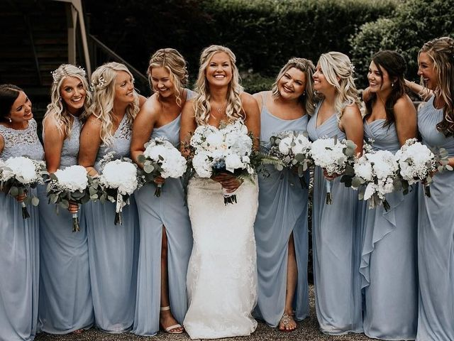 How to Style Your Bridal Squad
