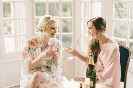 5 Ways to Balance Planning Your Wedding While Being in Someone Else's