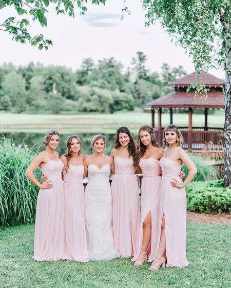 10 Classic Bridesmaid Dresses for a Timeless Look