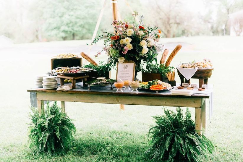 070aad851f4 The 2019 Wedding Reception Trends Your Guests Will Love - WeddingWire