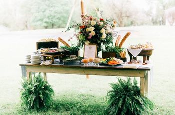 The 2019 Wedding Reception Trends Your Guests Will Love
