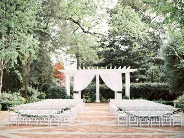 9 Outdoor Wedding Venues In Charlotte Nc With Plenty Of Southern