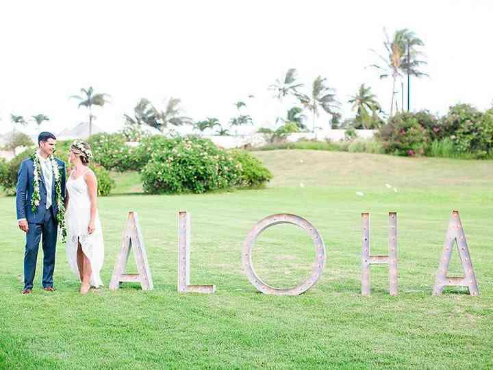 How To Plan A Hawaii Destination Wedding Weddingwire