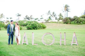 How to Plan a Hawaii Destination Wedding