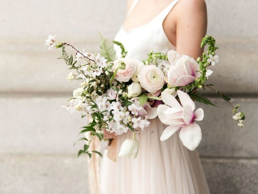 18 Spring Wedding Colors That Aren't Just Pastel - WeddingWire