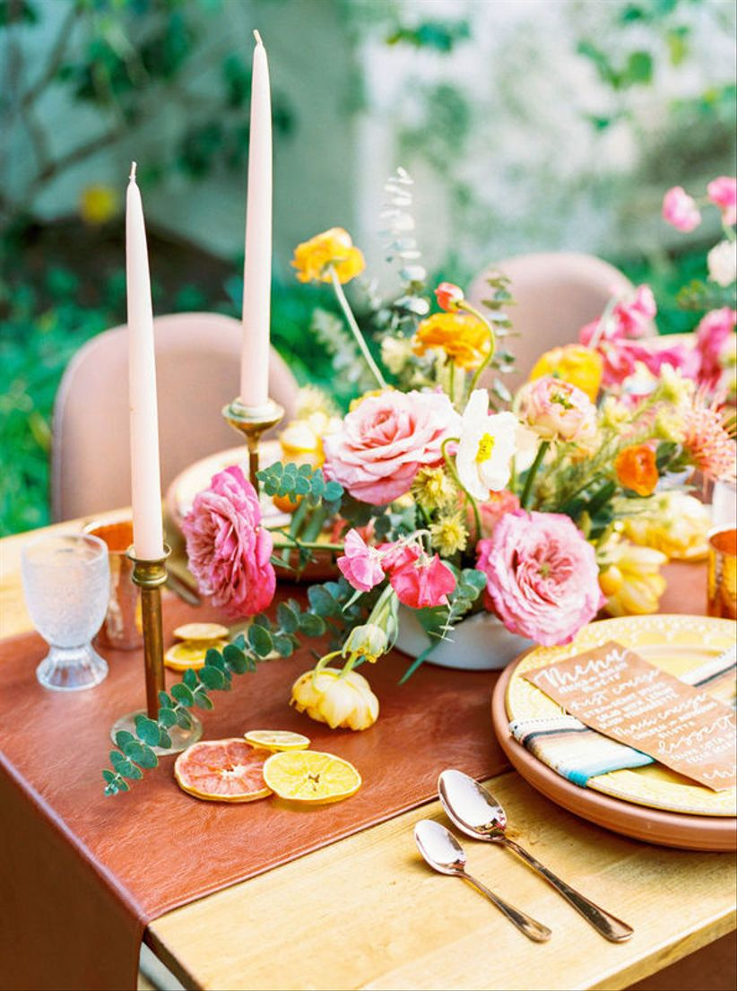 Wedding Colors For Summer.15 Summer Wedding Colors That Are Heating Up Right Now Weddingwire