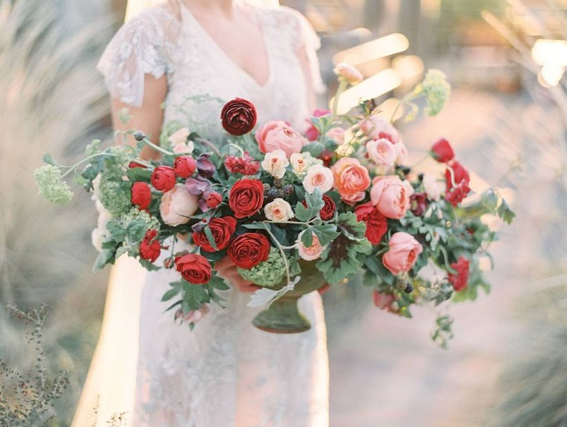 The 5 Types Of Roses You Can Have In Your Wedding Decor Weddingwire