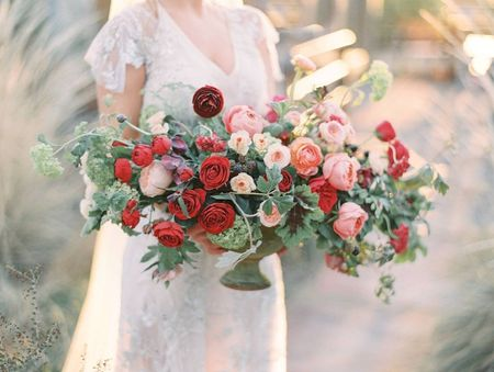 The 5 Types of Roses You Can Have in Your Wedding Decor