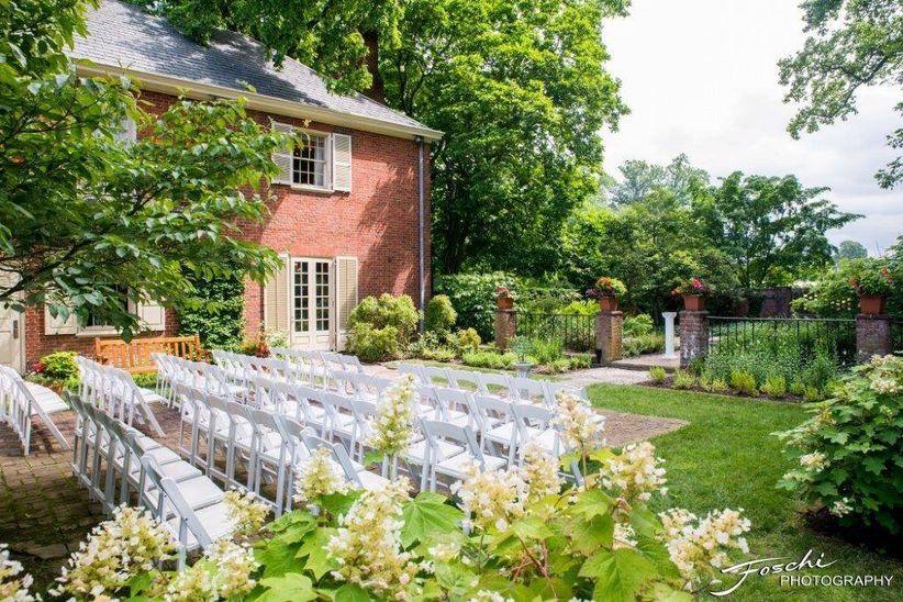 brantwyn estate outdoor wedding