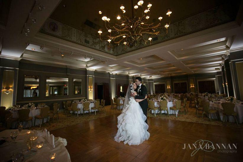 harrys savoy ballroom wedding