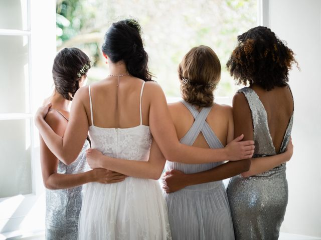 How to Pick Bridesmaids When You Have No Friends