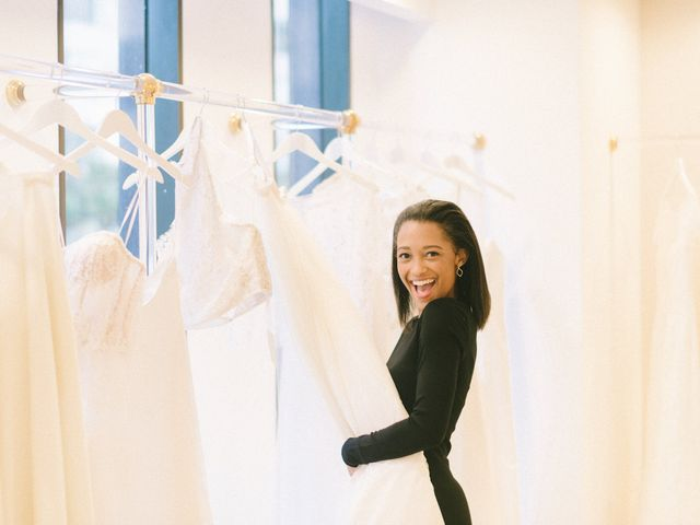 Want to Shop for a Wedding Dress Before Getting Engaged? Here's How.