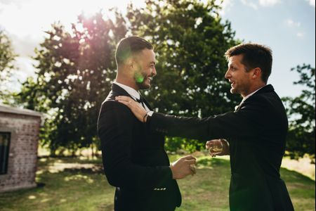 Does My Brother Have to be My Best Man?