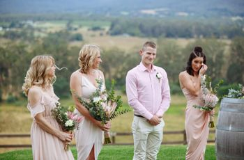 How to Ace Your Man of Honor Duties