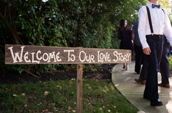 How to Tell Your Love Story at Your Wedding Without Annoying Your Guests