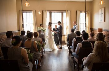 6 Reasons to Consider a Small Wedding