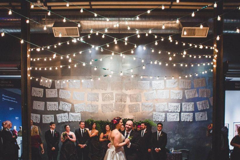 the delaware contemporary wedding
