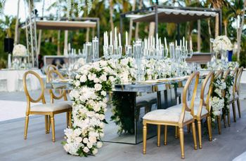 The Glam Wedding Guide to a Show-Stopping Big Day