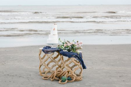 20 Nautical Wedding Ideas You Need If You're Getting Married by the Water