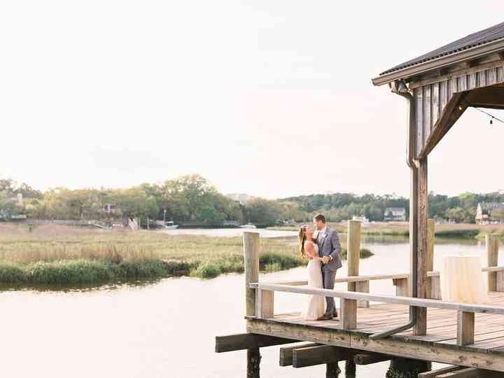 11 Waterfront Wedding Venues That Aren't on the Beach