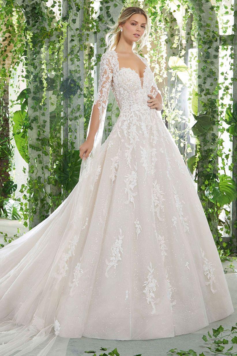 persephone wedding dress morilee