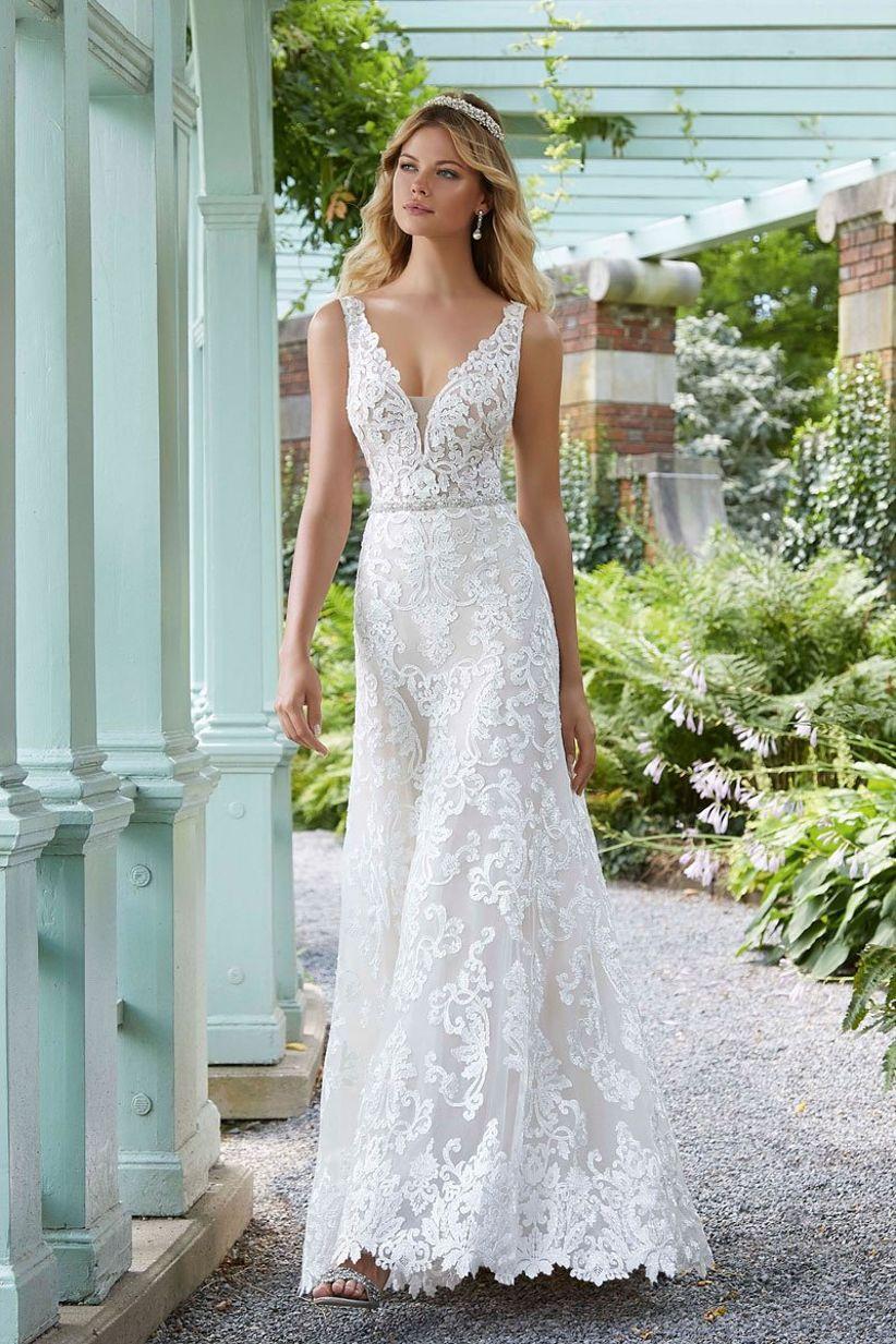 pauline wedding dress morilee