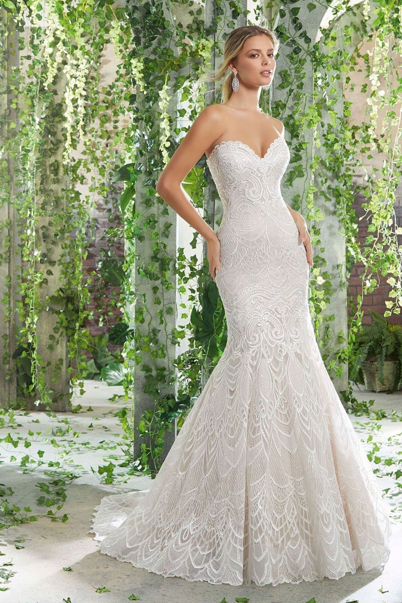 pandora wedding dress morilee