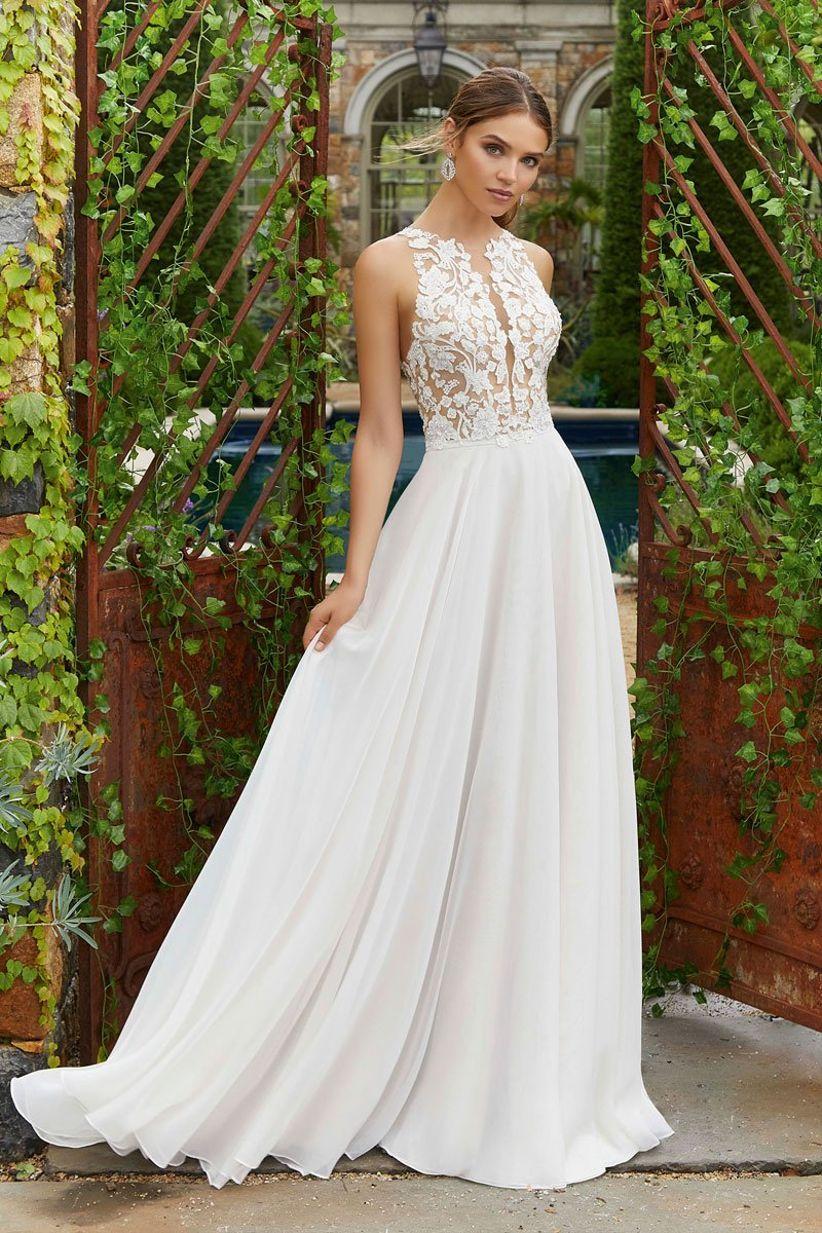 polina wedding dress morilee