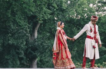 Can You Wear Red To A Wedding.Your First Muslim Wedding Ceremony Here S What To Expect Weddingwire