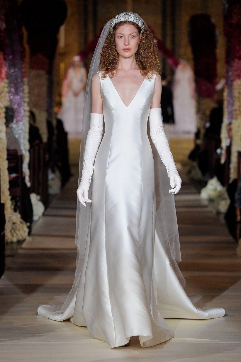 8b3ab6ccd3365 The Trendiest Wedding Accessories from Bridal Fashion Week - WeddingWire