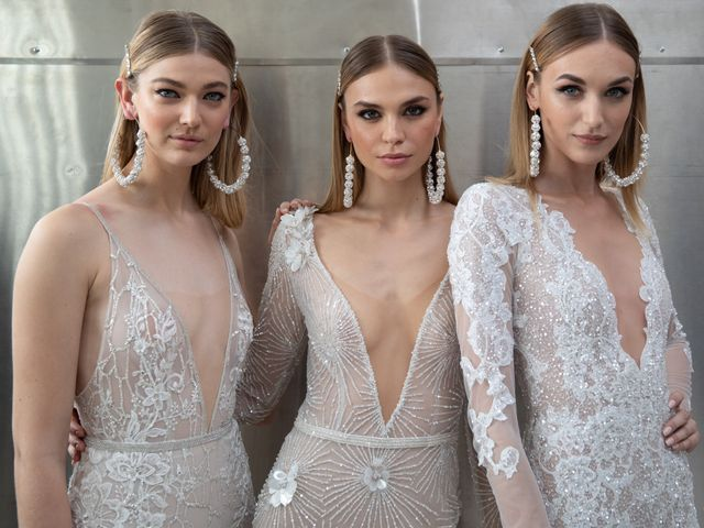 The Trendiest Wedding Accessories from Bridal Fashion Week
