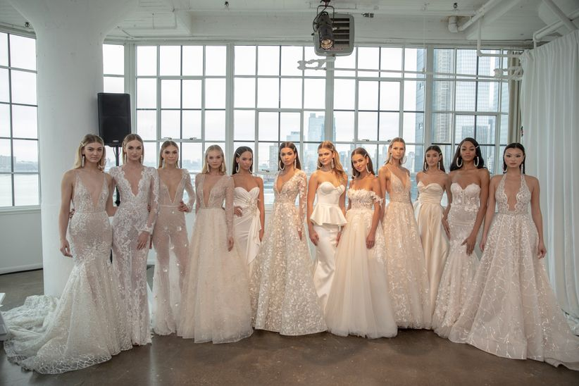12d6fe85d0b 7 Must-See Wedding Dress Trends for 2020 Brides - WeddingWire