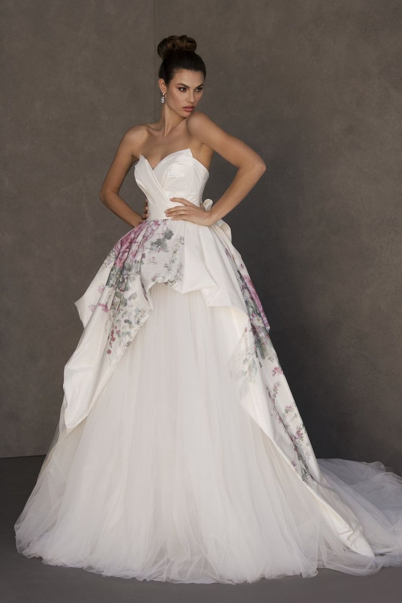 c1eec42ce9 7 Must-See Wedding Dress Trends for 2020 Brides - WeddingWire
