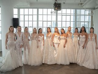 The Top 7 Wedding Dress Trends from Bridal Fashion Week