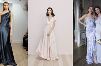 7 Bridesmaid Dress Trends for 2020 Weddings and Beyond