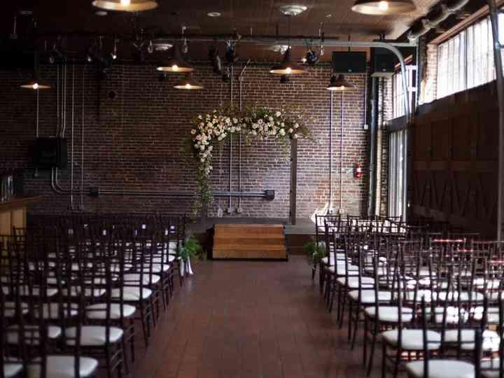8 Stylish Wedding Venues In Downtown Birmingham Al Weddingwire