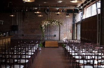 8 Stylish Wedding Venues in Downtown Birmingham, AL